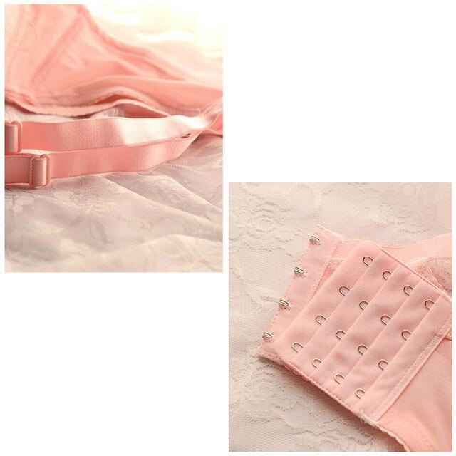Lace Nursing Bra 3