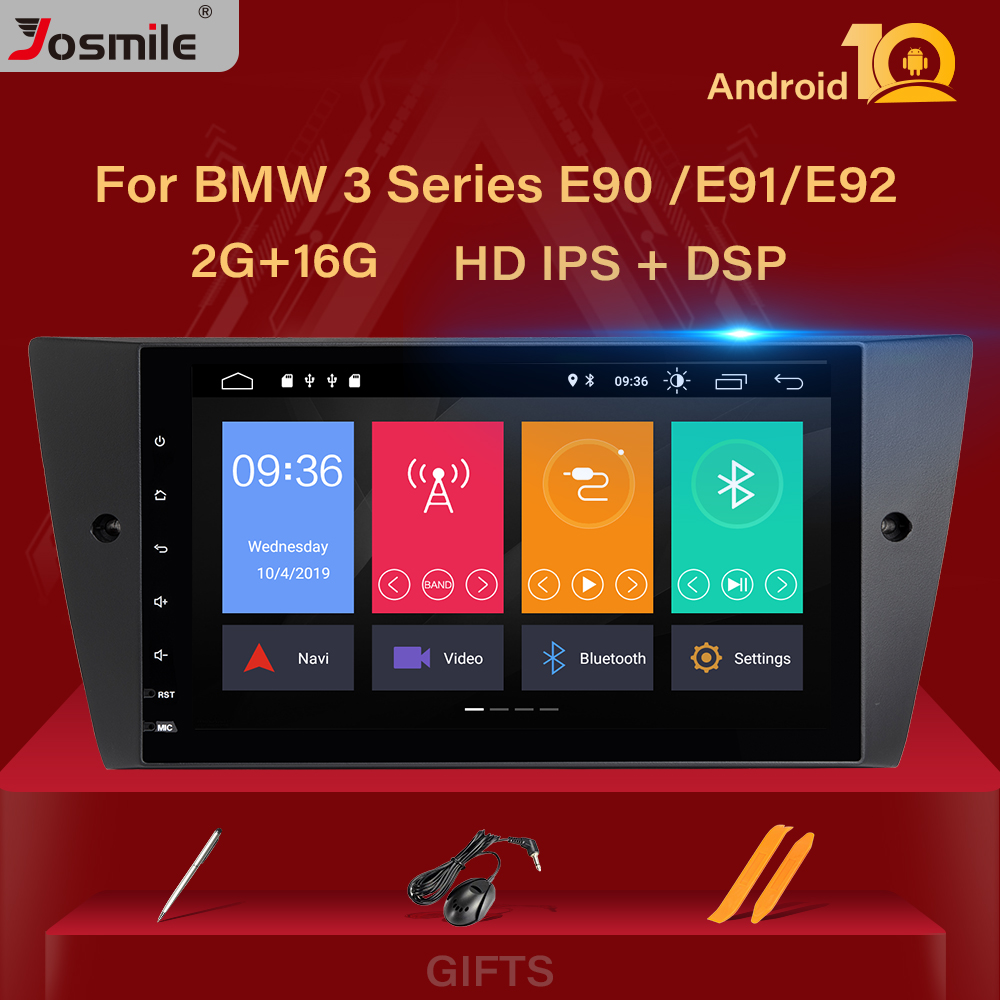 DSP ips 1 Din Android 10 автомобильный Радио dvd-плеер для BMW E90/E91/E92/E93 3 серии Мультимедиа gps Навигация стерео аудио головное устройство