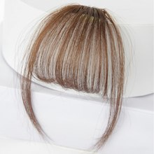 Bluelucky Remy Human Hair Bangs Clip On Real Hair Blonde Clip In Hair Bangs Hairpiece Hair Piece Clip In Hair Extensions