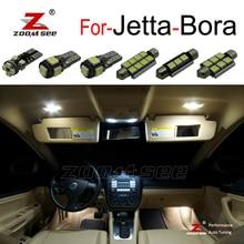 Белый светодиодный светильник без ошибок с внутренней картой для VW для Jetta для Bora для Vento 4 5 6 MK4 MK5 MK6(1998