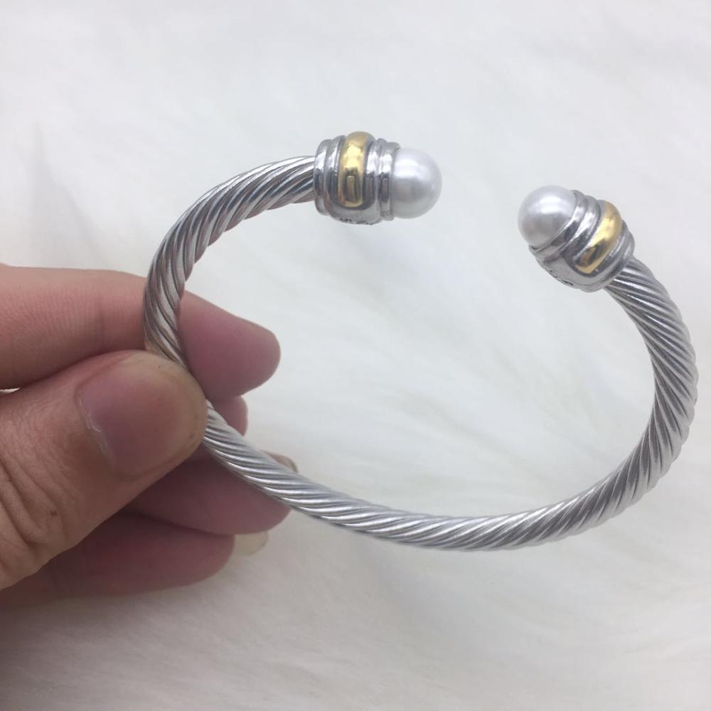 D232 браслет, имитация жемчуга браслет античная дизайнерские, брендовые, винтажные украшения браслеты на День святого Валентина Рождественс