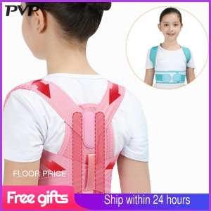 Belt Braces Orthopedic-Corset Spine Posture-Corrector Back-Support Shoulder Health Kids