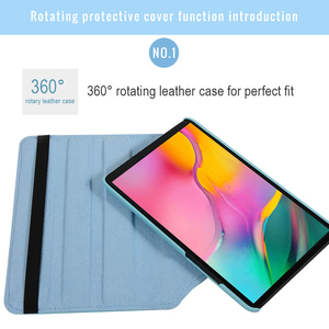 Image 5 - חכם אוטומטי שינה/שרות כיסוי מקרה עבור Samsung Galaxy Tab 4 10.1 T530 T531 T535 Tablet עור מפוצל כיסוי עבור tab 4 SM T530 Sm T531