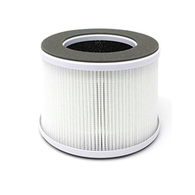 ROGOGLIOSO True HEPA Air Purifier Filter Replacement Compatible for Home Ionic Air Purifiers Small Air Cleaning System for Home