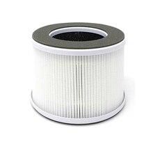 ROGOGLIOSO gerçek HEPA hava temizleyici filtre için yedek uyumlu ev iyonik hava temizleyicileri küçük hava temizleme sistemi