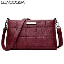 สุภาพสตรีไหล่Crossbodyกระเป๋าสำหรับผู้หญิง 2019 กระเป๋าถือหรูผู้หญิงกระเป๋าออกแบบกระเป๋าถือคุณภาพสูงMessengerกระเป๋าSac
