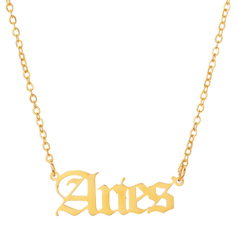 Gold Aries