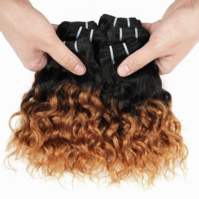 100% Brazilian Human Hair Extension 7
