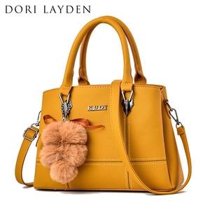 DORI LAYDEN 6 Colors Women Handbags Hair