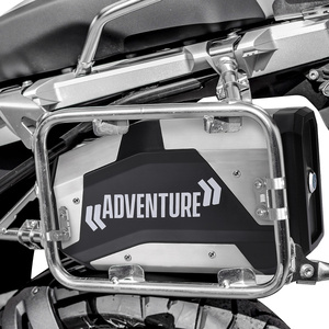 Image 5 - New Arrival! Tool Box For BMW r1250gs r1200gs lc & adv Adventure 2002 2008 2018 for BMW r 1200 gs Left Side Bracket Aluminum box
