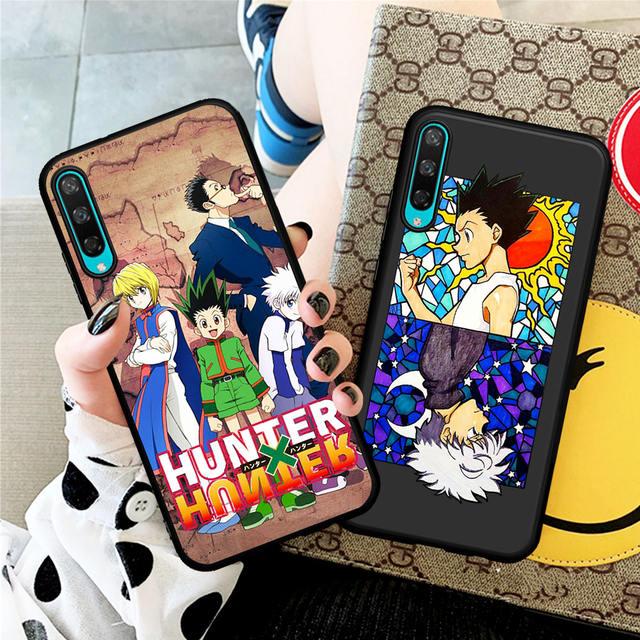 HUNTER X HUNTER HUAWEI PHONE CASE (10 VARIAN)