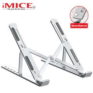 Foldable Laptop Stand Adjustable Notebook Stand Portable Laptop Holder Tablet Stand Computer
