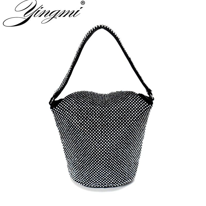YINGMI Bucket  brand design ladies party handbags
