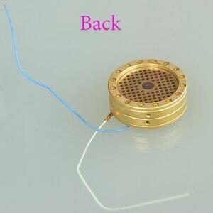 Image 5 - Copperize シルバーゴールドラージダイアフラムコンデンサーマイクマイク 34 ミリメートルカプセルカートリッジコアマイクカプセルためノイマン diy 交換