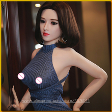 145cm Real Silicone Sex Dolls Robot Japanese Anime Full Oral Love Doll Realistic Adult for Men Toys Big Breast Sexy Vagina