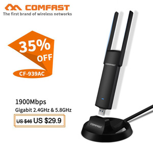 usb wifi adapter 1900mbps Dual