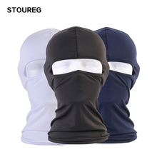 Hot Selling Cycling Face Mask Ski Neck Protecting Outdoor Balaclava Full Face Mask Ultra Thin Breathable Windproof