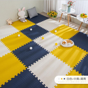 Baby Foam Clawling Mats EVA Puzzle Toys for Children Kids Soft Floor Play Mat Interlocking Exercise Tiles Gym Game Carpet(China)