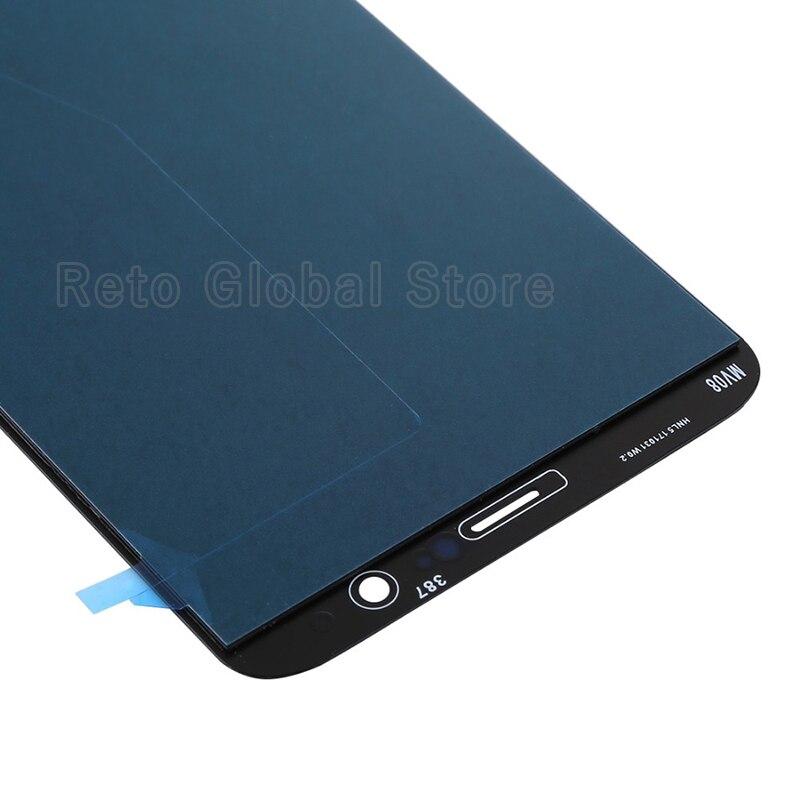 Для S6 edge plus lcd без битых пикселей Белый Синий Серый Золотой протестированный AMOLED сенсорный экран G928F Мобильный телефон ЖК - 5