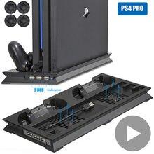 Док станция с зарядным устройством для sony ps4 playstation