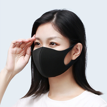 Mouth Mask Cotton Blend Anti Dust And Nose Protection Face Mouth Mask Fashion Reusable Masks For Man Woman