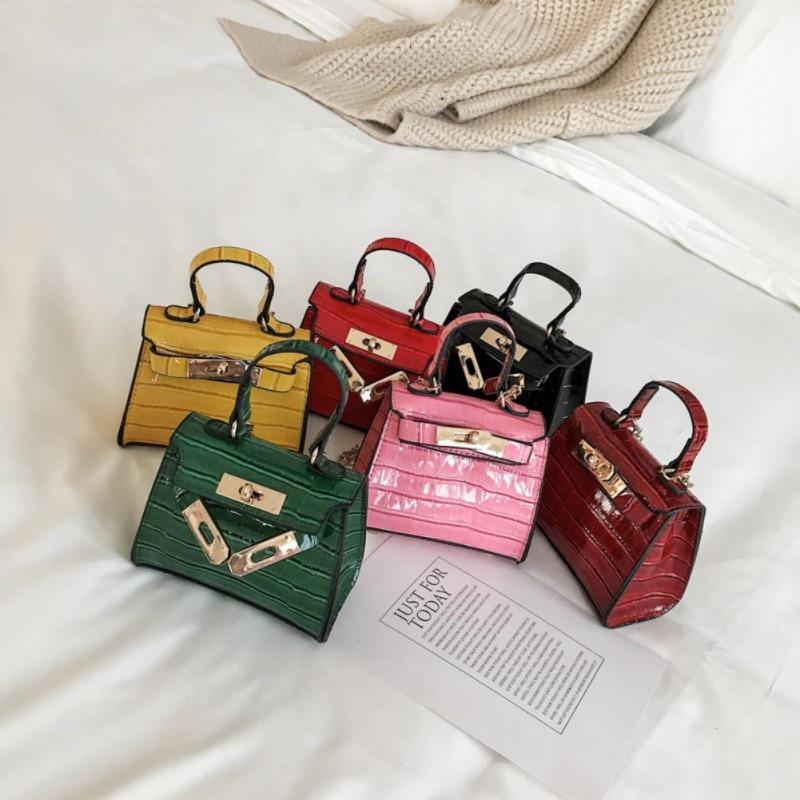 Fashion Cute Girl Shoulder Messenger Bag Children's Crossbody Chain Handbag