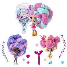 Новинка, милые игрушки Candylocks, 40 см, зефир, волосы, прическа, куклы для хобби, аксессуары с ароматизированной куклой, детский подарок