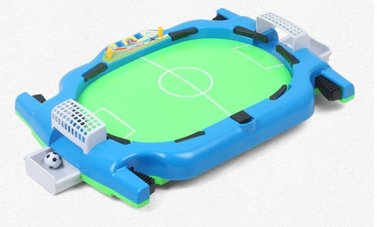 Intégration sensorielle Table de Football Machine de jeu Interactive sport enfants Puzzle jouets unisexe en plastique