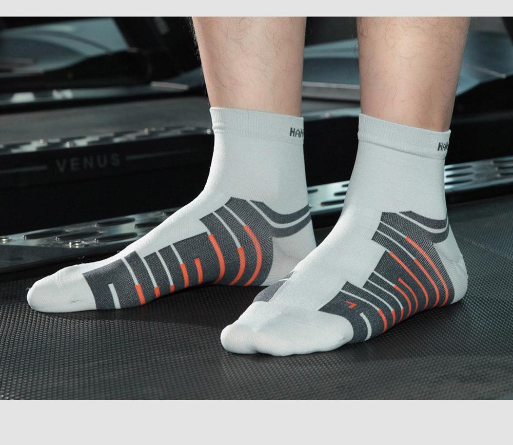 1 pair Men/'s Socks Running Leisure Sports Breathable Quick-drying Boat Socks