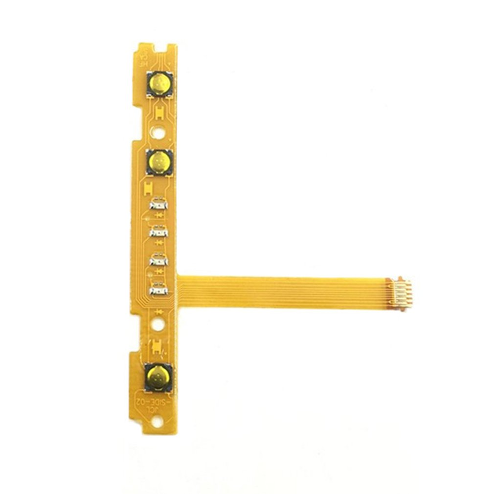 The Left Right Joy-Con Repair SL SR Button Key L/R Flex Cable For Nintend Switch Joy-Con Controller Dropshipping