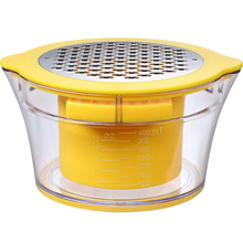 Stainless steel peeling corn machine Household thresher Multifunctional planing kitchen gadget