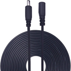 DC 12V Power Extension Cable 5.5*2.1MM Female To Male Power Cord Wire For CCTV Security Camera LED Strip Home Appliance