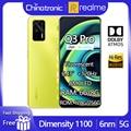 Оригинальный realme Q3 Pro 5G мобильный телефон 128 ГБ 6,43