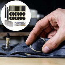 Cycling Tire Repair Kit Tool Inner Tube Patching Tyre Filler Glue Free Cold Patch Sealant Fix Tirefit For Mountain Bike Bicycle