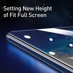 Image 3 - Baseus szkło hartowane UV do Samsung Galaxy S20 Plus pełna pokrywa 2 szt. Ochraniacz ekranu szkło ochronne do Galaxy S20 S20 Ultra