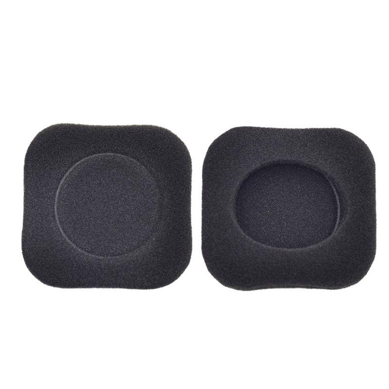 Coussinets d'oreille en mousse souple, 2 pièces, pour Logitech H150 H130 H250 H151 casque D08A