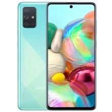 Смартфон Samsung Galaxy A71 128 ГБ синий