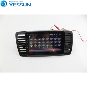 Image 5 - Für Subaru Outback Legacy 2004 ~ 2009 Auto Android Multimedia Player Auto Radio GPS Navigation Großen Bildschirm Spiegel Link