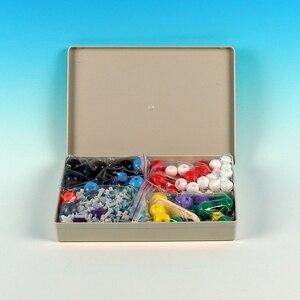 Image 4 - Set de construcción de química para niños, Set de construcción de modelo de química Molecular Atom, modelo educativo científico General para niños, 240