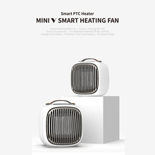 Adjustable Heat Level Electric Air Heater Warm Fan Blower Portable Stove Hand Warmers Mini Handy Heater Desktop Radiator Warmer heater fan electric heater heater stove economic portable abs mini office radiator desktop mobile