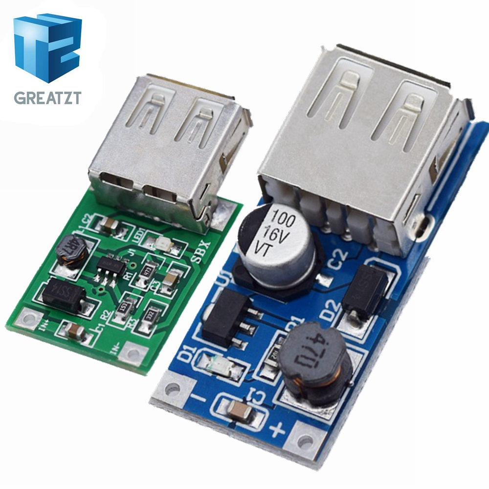 ILS 3V To 5V 1A USB Charger DC-DC Converter Step Up Boost Module For Phone
