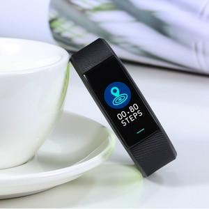 Image 3 - SKMEI Smart Bracelet Watch Sport Fitness Women Men Smart Wristbands Watch Bluetooth Single Touch reloj B25 For Android IOS