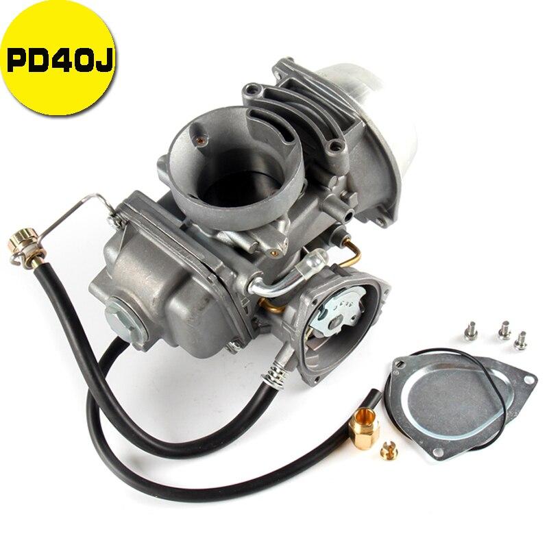 Карбюратор 40 мм для PD40J Polaris Sportsman 500 4X4 HO 2001-2005 2010 2011 2012A ATV QUAD UTV