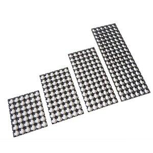 Image 3 - 18650 support 6 rangées série 18650 support de batterie (intégré) pour 18650 batterie au lithium pack matériaux ignifuges