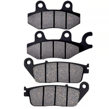 For KAWASAKI KLE300 CHF/CJF VERSYS-X 300 ABS / Non ABS 2017 2018 KLE 300 Motorcycle Front Rear Brake Pads Brake Disks