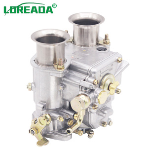 Image 5 - 2PCS X 40mm New Carburetor 40 DCOE 40DCOE  Weber Carb Assy For Twin Choke 4, 6Cyl 1975 1992 All VW V8 Engines 199550.174