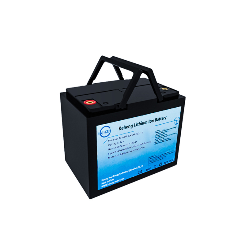 KH <font><b>12V</b></font> 100Ah <font><b>150Ah</b></font> 200Ah 300Ah LiFePO4 Solar Lithium ion <font><b>Battery</b></font> image