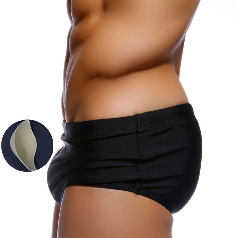 Shorts Swimwear Beachwear Boxers Low-Waist Sexy Men for Briefs Quick-Dry Sunga Masculina