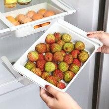 New Kitchen Storage Storage Refrigerator Storage Box Fridge Organizer Refrigerator Container Box Egg Fruit Organizer Storage