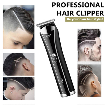 3in1rechargeable hair clipper elec